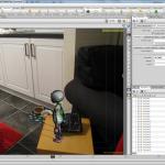 3D: Houdini 11 – Tracking & Animation – Step 1