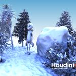 3D Practice: Houdini 11 – Mantra Rendering