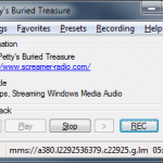 How to play mms audio streams that doesn't work in Winamp
