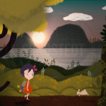 Lush Animated Music Video