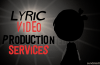 Lyric Video Production Service