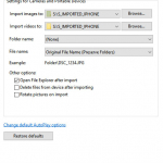How to Import iPhone Images and Videos to Windows 10 Keeping Original Folder & File Names